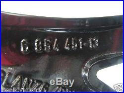 Genuine Mini John Cooper Works Countryman Black/polished 19 Alloy Wheels X4