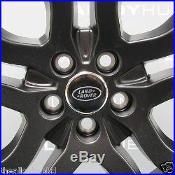 Genuine Range Rover L405/494 Sport 22 Style 6 5004 Satin Black Alloy Wheels X4