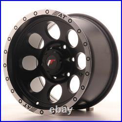 Japan Racing JRX4 Alloy Wheel 16x9 6x139.7 ET0 Matt Black