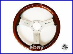 Lenkrad Holzlenkrad Original Nardi Personal 330 MM Steering Wheel Nos Neu