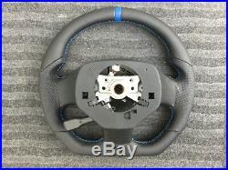 Lexus Is F-sport New Custom Made Flat Bottom Steering Wheel