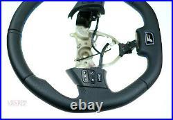 Lexus custom steering wheel is250 is220 is300 flat bottom thick IS F LedermanZ