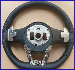 Mercedes Benz A C E CLS G GLB GLC GLE flat bottom Steering Wheel