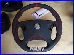 Mercedes-Benz Steering Wheel W210 W208 W463 thick flat bottom CLK55 E55 E430 AMG