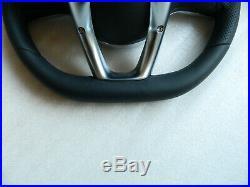 Mercedes W222 C217 W213 W205 C257 S CL E C CLS AMG FLAT SPORT Steering wheel OEM