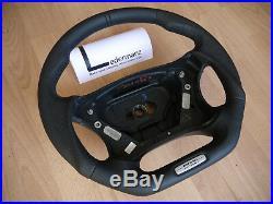 Mercedes flat bottom steering wheel W203 C class C32 C55 AMG C200 C220 C240 C270