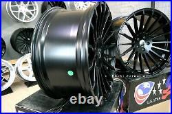 New 21 inch 5x112 HAXER HX010 BLACK wheels for BMW X5 X6 G05 G06 DAMAGE