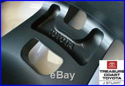 New Oem Toyota Matte Black Trd Aluminum 17 Inch Wheel 1 Piece