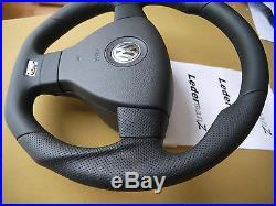 New Steering Wheel VW T5 Golf MK5 R V 5 Jetta thick flat bottom rehaped thick