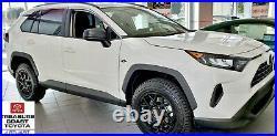 New Toyota Rav4 2018-2020 Xp Matte Black X-series 17 Inch Wheels 5pc