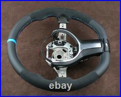 OEM Bmw custom steering wheel flat bottom M F30 F31 F20 F21 F15 F80 F82 F87 F16