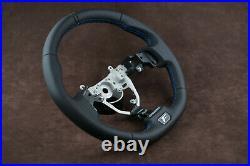 OEM Lexus custom steering wheel is250 is220 is300 flat bottom thicker IS F Logo
