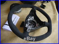 OEM Steering wheel Porsche 996 911 986 993 GT3 flat bottom Alcantara Tiptronic