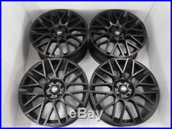 OF269 Alloy Wheels 17 Momo Revenge Black 5x114, 3 1 Piece
