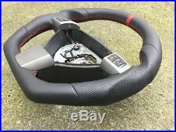 Opel Opc Gts Gsi Vxr Astra H Zafira B New Flat Bottom Custom Made Steering Wheel