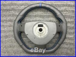 Opel Opc Gts Gsi Vxr Vectra Signum New Flat Bottom Custom Made Steering Wheel