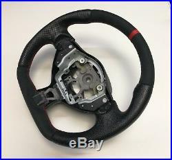 Racing Flat Bottom Steering Wheel Jdm Fairlady Z34 370z Nissan Juke Nismo