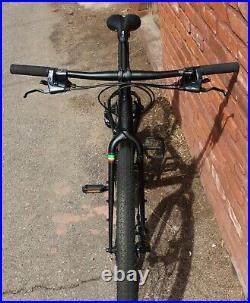 Salsa Journeyman Sora 650b Flat-Bar Bike XS 27.5 wheels Disc Brakes NR