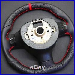 Steering wheel VW golf mk5 gti gtd r32 flat bottom edition 30 caddy jetta eos pa