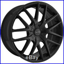 Touren TR60 18x8 5x112/5x120 +40mm Matte Black Wheel Rim 18 Inch