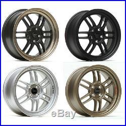 Ultralite F1 (RPF1) Light Alloy Wheels Rims 15 7.5 / 17 7.5j 4x100,5x114,3