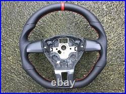 Vw Tiguan 5n Touran 1t Polo 9n Amarok Custom Made Flat Bottom Steering