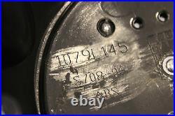 XD Series 796 797 798 Matte Flat Black 6 Lug Chevy Wheel Rim Center Cap 1079L145
